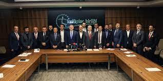 Kulüpler Birliği Vakfının Yeni Başkanı Mehmet Sepil | Prus