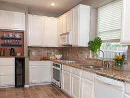 Red Brick Flooring Kitchen Kitchen Backsplash Faux Brick Backsplash Property Brotyous About