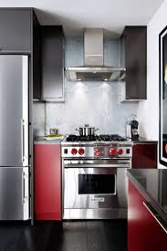 Red And Grey Kitchen Designs 46 Best Images About Red Kitchens On Pinterest Toronto Red