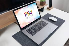 New Macbook For Graphic Design New Macbook Pro 2016 Free Psd Mockup Psd Graphics