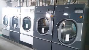 Máy giặt, sấy công nghiệp giá rẻ, công suất máy giặt 25kg, máy sấy 30 kg  giá bao nhiêu tiền? - YouTube