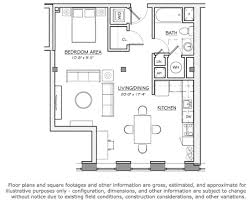 loft apartment floor plans