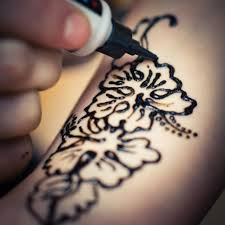 как сделать временную татуировку способы виды рецепты