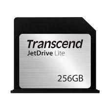 Thẻ mở rộng bộ nhớ Transcend JetDrive Lite 130 256GB cho MacBook Air 13