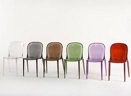 clear furniture. Furnitures:Colorful Modern Acrylic Chairs Colorful Clear Furniture