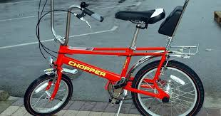 iconic 1970s chopper bikes make comeback as parents look to