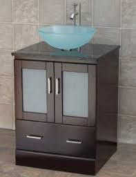 bathroom vanities bowl sinks. Solid Wood Bathroom Vanities Vessel Sink Cabinet Black Granite Top Ceramic Clean Clear Metal Base Hand Wash Bowl Sinks N