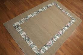 how to clean a jute area rug sisal and rugs whats the