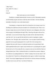 personal literacy narrative essay english     caffrey     pages essay
