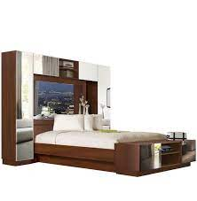 chilton pier wall bed with mirrored