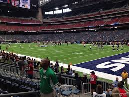 Texans Reliant Stadium Seating Chart Nrg Stadium Section 121 Houston Texans Rateyourseats Com