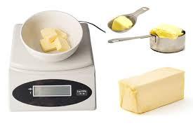 Stick Butter Conversion Chart 34 Matter Of Fact Stick Of Butter Measurement