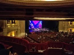 Chicago Theatre Mezzanine Booth T Rateyourseats Com