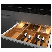 ikea omlopp led lighting strip for drawers adds a decorative finish to your kitchen
