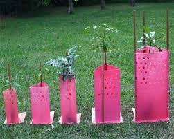 name corrugated plastic tree shelter