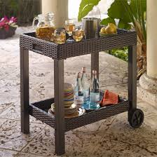 home patio bar. Patio Bar Cart Home