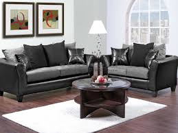 Impressive Design Black Living Room Furniture Sets Gorgeous