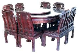 round dining table for 8. Perfect Table 8 Seat Dining Table Set Room Round And  Chairs   For Round Dining Table