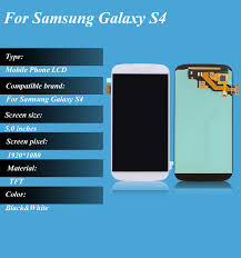 galaxy s4 screen size lcd with digitizer for samsung galaxy s4 i545 lcd with digitizer