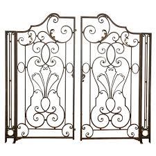 fascinating ornate wrought iron gate apartment remodelling on metal garden gates design ideas leaves patternjpg ornate wrought iron gate n71 gate