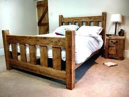 rustic wood bed rustic bed frame rustic pine slat bed frame furniture rustic wood rustic wood rustic wood bed rustic wooden bed frames rustic white