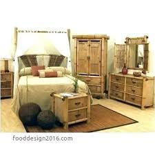 White Wicker Bedroom Furniture Set Rattan Sets On Rat – mike-in-brazil