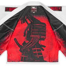 Bad Boy Warrior Bjj Gi Limited Edition White