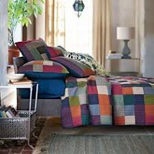 Company Cotton Stripe Dog Bed Cover | Spring Lookbook | Pinterest ... & hey quilting goddesses: what is that stitch going through the squares & is  it super. Quilts For BedsThe Company StoreTwin ... Adamdwight.com