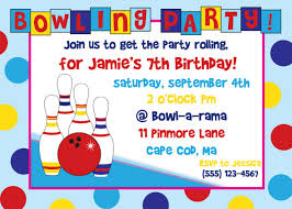 bowling birthday party invitations print bowling birthday party invitations printable 600 x 428
