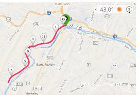 Baltimore 10 Miler Elevation Chart Blog Posts Running Just This Side Of Sanity