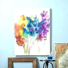 abstract painting ideas cool simple paintings canvas flowers and easy for beginners step by