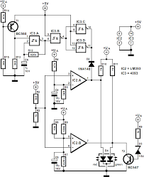 monitor circuit diagram the wiring diagram battery monitor circuit diagram circuit diagram