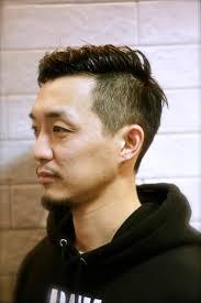 2ブロック七三の髪型 Stylistd