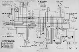 car wiring diagram page  honda cb cl175 k7 wiring