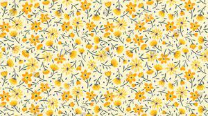 Cute Yellow Aesthetic Wallpaper Desktop ...