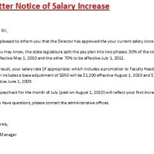 raise salary letter how write a pay raise letter salary increase sample smart and