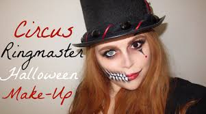 circus ringmaster make up jenniferthemakeupartist you