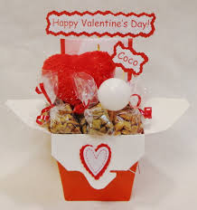 cat valentine s day gift baskets