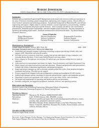 Sample Consultant Resume Template It Oil Sevte