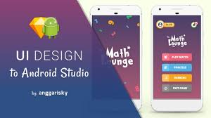 Sketch For Android Ui Design Sketch App Ui Design To Android Xml Tutorial
