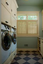 Laundry Room: 20 Small Laundry Room Furniture With Small Space Solutions -  Dining Room