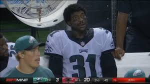 Eagles CB Byron Maxwell can't believe how many yards Julio Jones had |  Sporting News