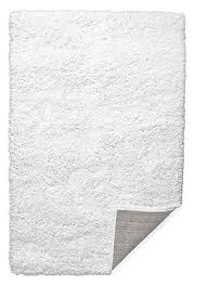 Image Image Unavailable Stagers Choice Amazoncom Super Area Rugs Cozy White Shag Area Rug 3 3