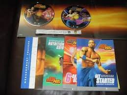beachbody shaun t s hip hop abs the ultimate ab sculpting system 2 disc dvd set