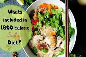 Indian Diet Chart For 1900 Calories 1800 Calories Indian Diet Plan For Weight Loss One Month Plan
