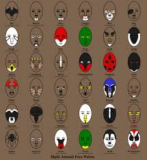 Face War Paint Designs Illph Ehrdipedia Wiki Fandom