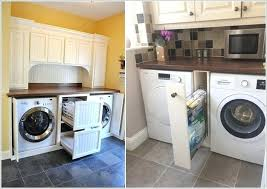 washer and dryer stands. Washer And Dryer Stands Hack The Space Between Fix Deep Drawers .