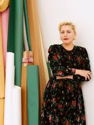 Vivetta Designer Interview Designer Vivetta Ponti Explains Her Recipe For