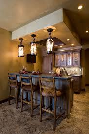 basement bar lighting. Basement Bar Cabinet Ideas Home Rustic With Tan Wall Ceiling Platform Lighting