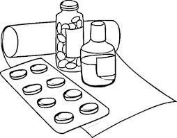 Medicijnen Kleurplaat Gratis Kleurplaten Printen